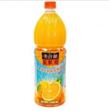 美汁源 果粒橙 1.25L/瓶*12/箱