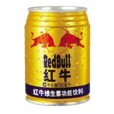 红牛 维生素功能饮料250ml*24罐/箱