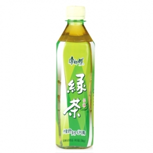 康师傅 绿茶(低糖) 500ml/瓶 X 15 组合装