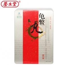 海南养生堂龟鳖丸 0.5g*12粒*6盒 铁盒尊享装