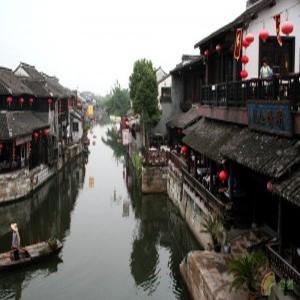 员工旅游 工会旅游 西塘古镇一日游