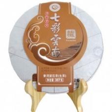 七彩云南 普洱茶 (藏系列) 357克/片 (生茶)