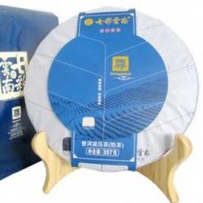 七彩云南 普洱茶(尊系列)普洱 熟 茶 357克/片