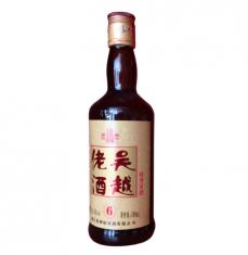 黄酒 绍兴黄酒 塔牌 吴越佬酒 6年陈
