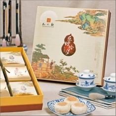 月饼团购 知味观【东坡吟月】官方标准礼盒   苏月