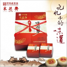 月饼团购 采芝斋【中国梦】官方标准月饼礼盒