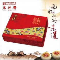 月饼团购 采芝斋【华彩月章】官方标准月饼礼盒