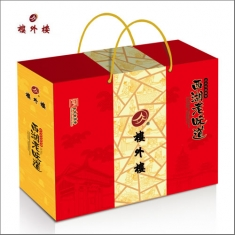年货团购 楼外楼【西湖老味道】官方标准礼盒