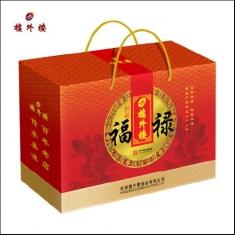 年货团购 楼外楼【福禄礼盒】官方标准礼盒
