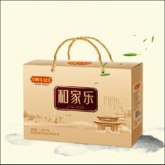 姚生记授权 官方标配《和家乐》坚果炒货礼盒 YSJ12