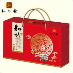 年货团购 知味观官方标准礼盒【知味福礼】2017礼盒