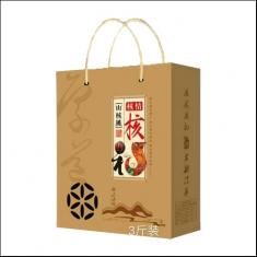 福利礼品自组【3斤坚果礼盒B】(保证新货)