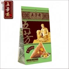五芳斋 栗子鲜肉粽140g*2个/袋 粽子团购