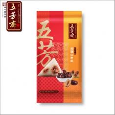 五芳斋 新疆红枣粽100g*2个/袋  粽子团购