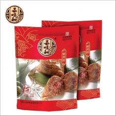 五味和粽子  鲜肉粽 300克/袋 端午粽子团购