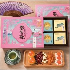 月饼团购 知味观【味湖边--蛋黄酥】官方标准礼盒