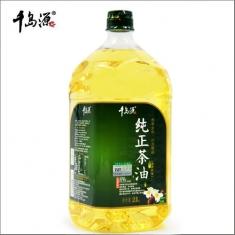 年货团购  千岛源纯正茶油2.0L  年货团购