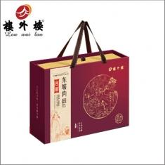 年货团购 楼外楼【名楼东坡肉】官方标准礼盒