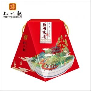 杭州粽子团购   知味观粽子【西湖味道】杭帮粽礼盒 团购