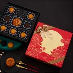 月饼团购 香港锦华【金荷映月】官方标准礼盒