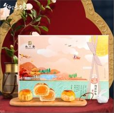 月饼团购 知味观【绚丽知味】官方标准礼盒
